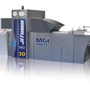 Машина для уф-лакирования MGI JETvarnish 3D фото