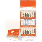 Дизайн и печать календарей фотография