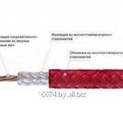 Греющий кабель ВУвысокотемпературный фото