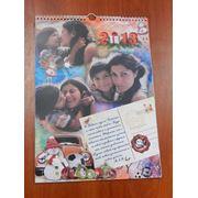 Календари детские. фото