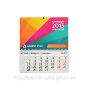 Календарь квартальный (К-8) фото