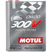 Моторные масла для спортивных двигателей Motul 300V Competition фото