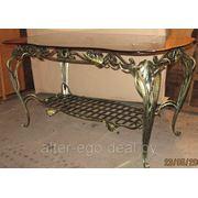 Кованые столы. фото