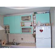 Кухня МДФ краска фото