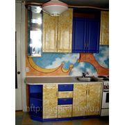 Кухни под заказ любой сложности. фото