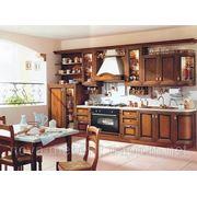 Кухни из дерева и ДСП FIRENZE фото