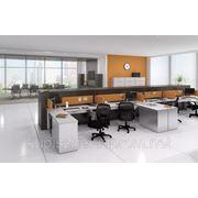 Офисная мебель 2-4 человека фото
