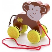 Каталка Lelin Momo the Monkey фото