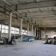 Производственное складское помещение 2300 м2 в Кау фото