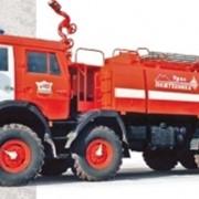 Аэродромный пожарный автомобиль АА-12/70 фото
