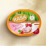 Сыр Мягкий с малиной Rasa фото