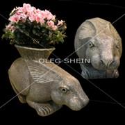 Садово-парковая керамика. фото