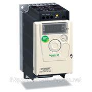Преобразователь частоты Schneider Electric ATV12H018M2 (220В 0,18кВт) фото
