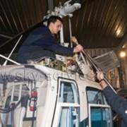 Ремонтно-восстановительные работы для вертолетов фото