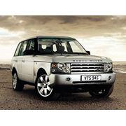 Обновленный Range Rover Sport 2010