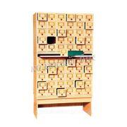 Шкаф картотечный (60 ящичков) фото