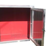 Шкаф пожарный (навесной) для рукавов ШПК-310 (540*650*230) фото