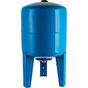 STOUT Расширительный бак, гидроаккумулятор 300 л. вертикальный (цвет синий) фото