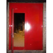 Противопожарные ворота Ei-60 фото