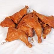 Окорочки куриные копчёные к/в фото