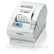 Чековый принтер Citizen CTS 281 фото