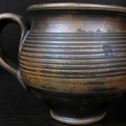 Глиняная чашечка на 0,5 л. фото