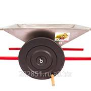 Дробилка PGI ручная большая для винограда нерж фото