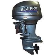 Лодочный мотор Sea Pro Т35S фото