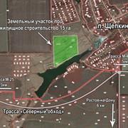 Земельный участок 15 га в пригороде Ростова-на-Дону под жилищное строительство фото