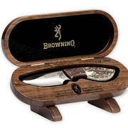 "Нож Browning 321290 ""Hunting Traditions Whitetail"" фото"