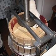 Виноградные корзиночные пресса, Италия 01 фото