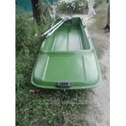 Лодка стеклопластиковая (поплавок) фото