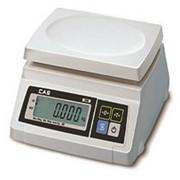 Весы настольные модель SW фото