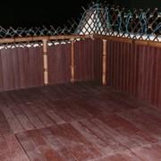 Устройство крылец, лестниц, террас, веранд и тамбуров из дерева. Качественно и в срок. фото