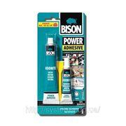 BISON POWER ADHESIVE BISONITE 65 ml - двухкомпонентный полиуретановый универсальный клей фото
