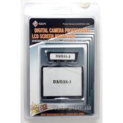 Защитный экран GGS для фотоаппарата Nikon D3 фото