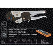 Клещи для обжима кабельных наконечников NEO 01-505 фото