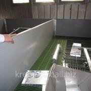 Монтаж оборудования для свинарника фото