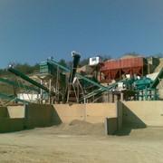 Песок, щебень, гравий, пгс.(самосвалы от 26тн) фото