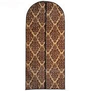 Чехол для одеждыспанбонд60*137см коричнево-бежевый фото
