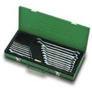 Набор ключей комбинированных 16 шт. 6-24мм (metal box) фото