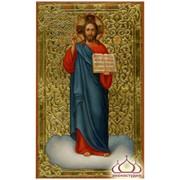 Икона Спасителя фото