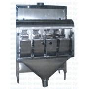 Дозатор весовой линейный 4-Х головочный ДВ4-0,5 фото