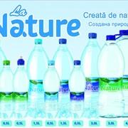 Вода питьевая LA NATURE фото