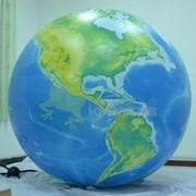 Аэростат в виде Глобуса фото