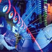 Установка и монтаж телекоммуникационного оборудования фото