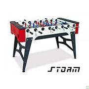Всепогодный настольный футбол кикер Storm F-1 family outdoor 138x76x88 см фото