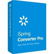 Мультимедийное приложение iSpring Converter Pro 8, 19 лицензий (ISPR_CP_19) фото
