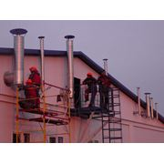 Монтаж и проектирование климатических систем - вентиляция кондиционирование фото