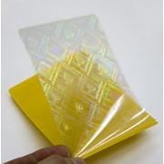Голографический ламинационный пакет фото